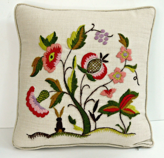 Embroidery « fabulous vintage