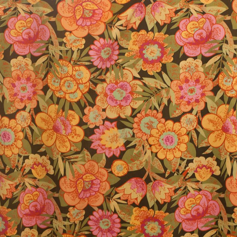 Floppy poppy fabulous vintage blog for Retro fabric