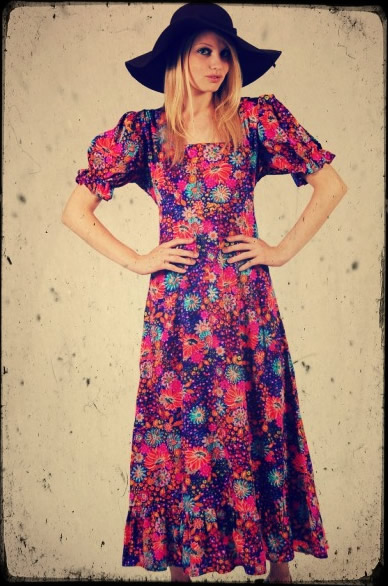 etsy-maxi-dress-bright-purple-pink-2