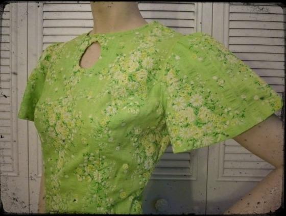 vintage-maxi-dress-spring-green-etsy-2